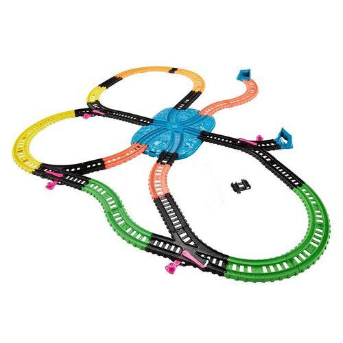 Thomas & Friends湯瑪士小火車電動系列樽裝夜光路軌