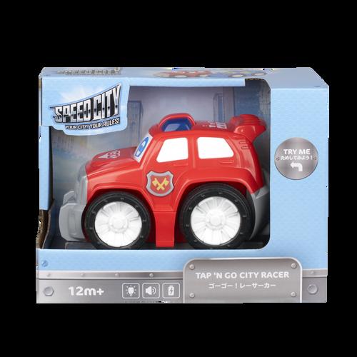 Speed City極速都市 Junior智能炫酷車 - 紅色