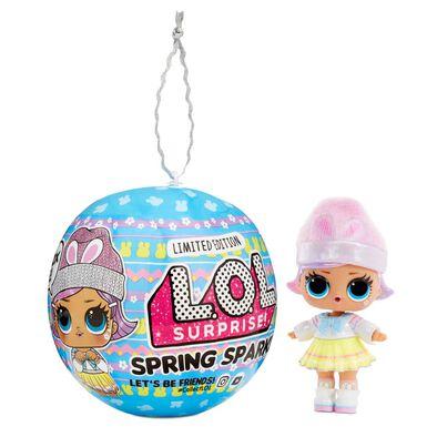 L.O.L. Surprise!驚喜寶貝 閃耀娃娃[復活節版] - 隨機發貨