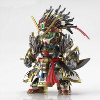 Bandai萬代 塑膠模型 SD高達世界 群英集 愛德華 Second V
