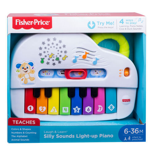 Fisher-Price Laugh  & Learn Silly Sounds