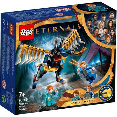 LEGO樂高漫威超級英雄系列 Eternals' Aerial Assault 76145