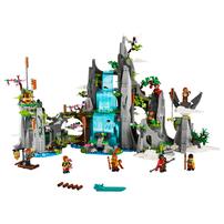 LEGO樂高悟空小俠系列傳奇花果山 - 80024