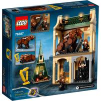 LEGO樂高哈利波特系列 霍格華玆:突破毛毛 76387