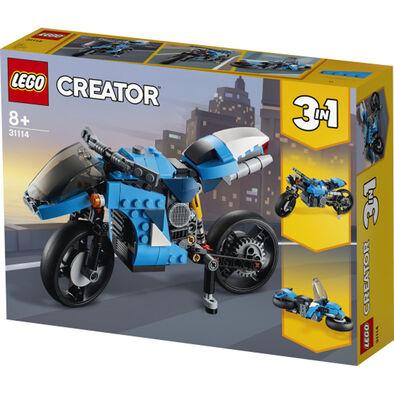 LEGO樂高創意系列 超級電單車 - 31114