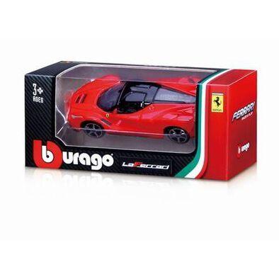 Bburago比美高比美高 1:64 法拉利 仿真合金車