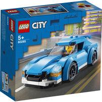 LEGO樂高城市系列 跑車 - 60285