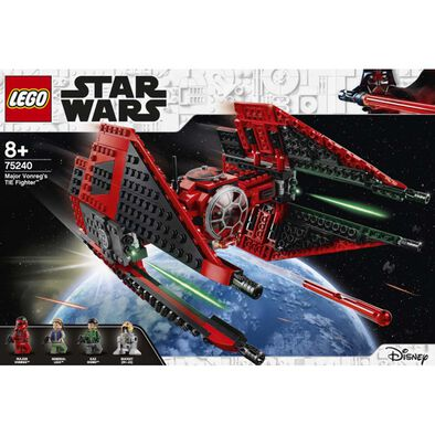 LEGO Star Wars Major Vonreg's TIE Fighter -75240