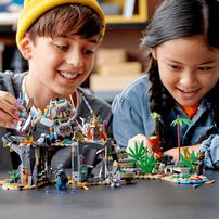 LEGO樂高旋風忍者系列守護者之村 - 71747