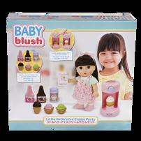 Baby Blush 親親寶貝  小貝拉雪糕派對