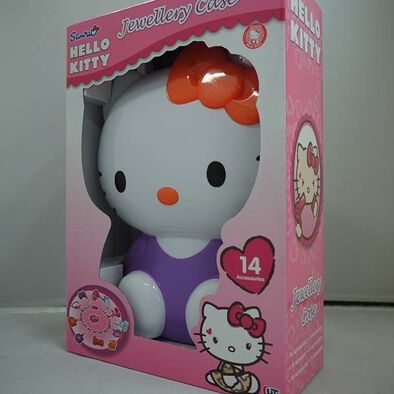 Hello Kitty Jewellery Case