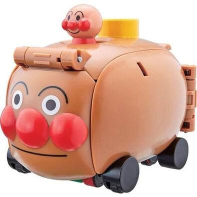 Anpanman麵包超人變型玩具-Anpanman麵包超人號及火車人