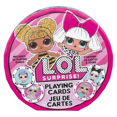 L.O.L. Surprise!驚喜寶貝 遊戲卡牌
