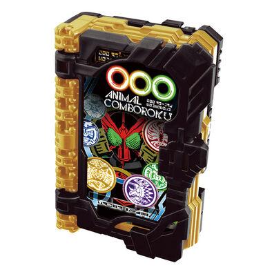 Kamen Rider Saber Dx Ooo動物聯組錄奇蹟之書