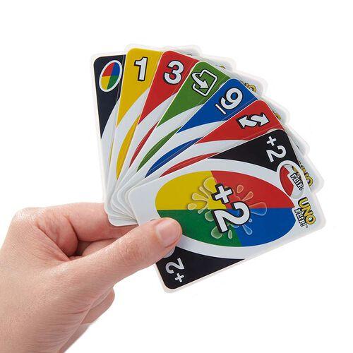 UNO 反轉UNO防水遊戲卡