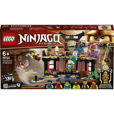LEGO Ninjago Tournament of Elements  -  71735