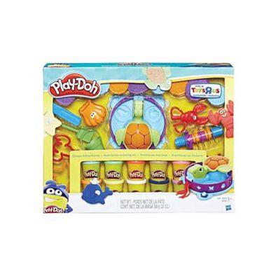 Play-Doh培樂多 海洋歷險豪華套裝