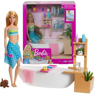 Barbie芭比 健康生活沐浴組合