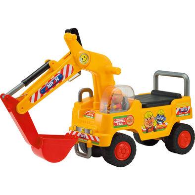 Anpanman麵包超人嬰兒剷泥座車