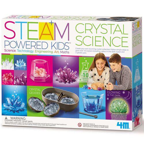 4M科學探奇系列 水晶實驗趣味套裝