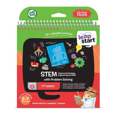 Leapfrog 1St Grade Stem Activity Book