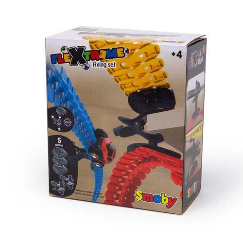 Smoby 反斗衝鋒車 - 路軌固定套裝