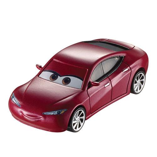 Cars反斗車王3 電影合金車系列 隨機發貨