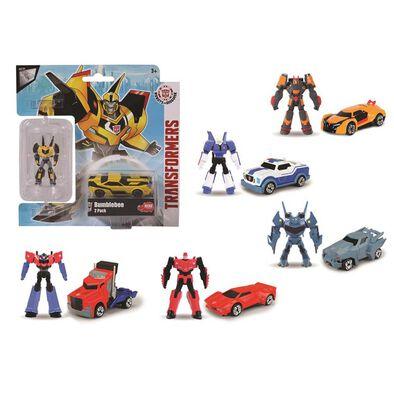 Transformers變形金剛兩個裝- 隨機發貨