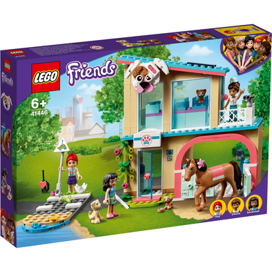 LEGO Friends Heartlake City Vet Clinic - 41446