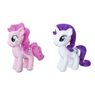 12吋my Little Pony小馬寶莉可愛毛公仔 隨機發貨