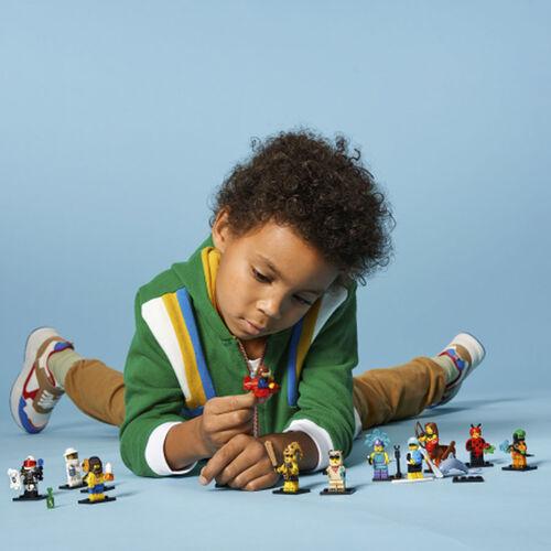 LEGO樂高人仔抽抽樂系列 第21代 - 71029