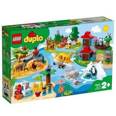 LEGO樂高得寶系列 動物世界 10907