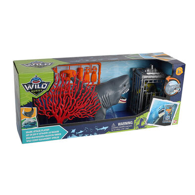 Wild Quest 約鯊船套裝