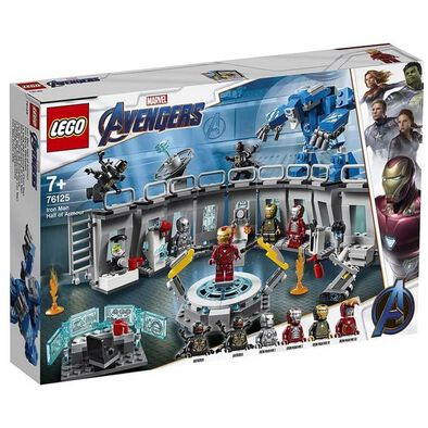 LEGO樂高漫威超級英雄系列 LEGO Marvel Avengers Iron Man Hall Of Armor 76125