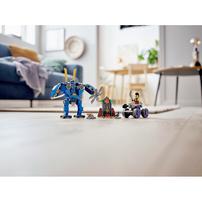 LEGO樂高旋風忍者系列阿光的電光機甲 - 71740