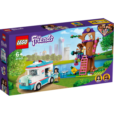 LEGO Friends Vet Clinic Ambulance - 41445