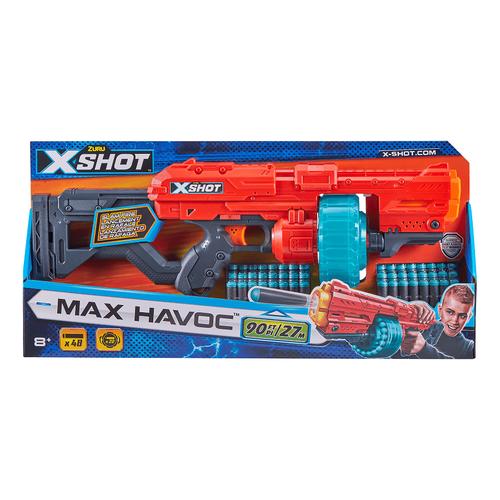Zuru X-shot 輪盤射擊器