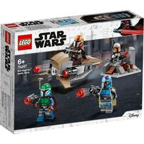 LEGO樂高星球大戰系列 LEGO Star Wars Mandalorian Battle Pack 75267