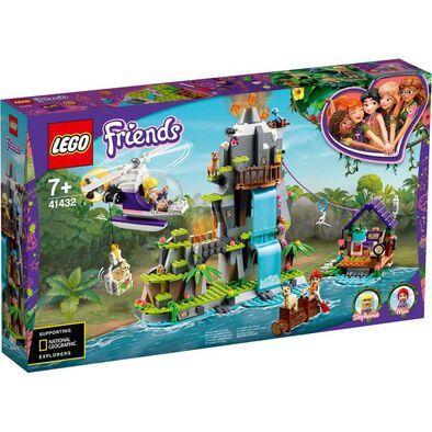 LEGO Friends 草泥馬森林 41432
