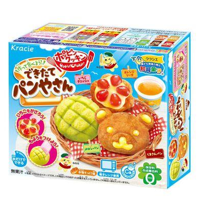 Kracie Foods 知育果子系列 麵包工房diy糖果