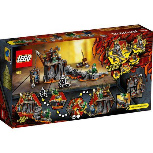 LEGO 骷髏地牢之旅程 71717