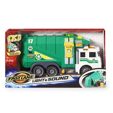 Fast Lane極速快線 極速快線垃圾清潔車