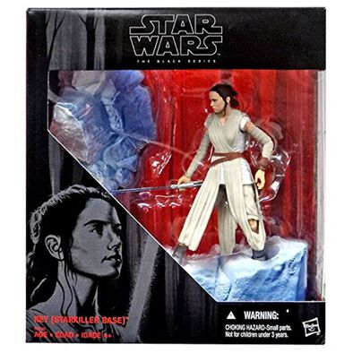 "Star Wars 6"" Rey Starkiller Base Figure"