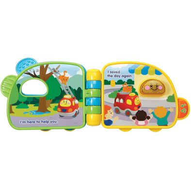 Vtech Toot Toot Drivers Car'S Big Day - Assorted
