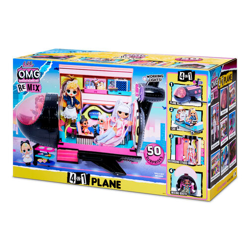 L.O.L. Surprise! OMG Plane Remix