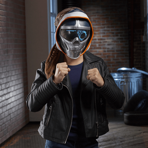 Marvel Avengers漫威復仇者聯盟 黑寡婦電影 模仿大師 面具