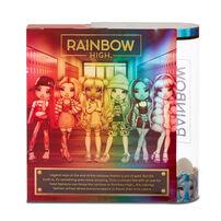 Rainbow High 七彩時尚少女 Violet Willows