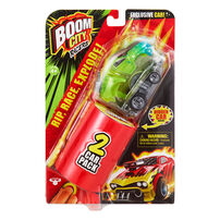 Boom City Racers 城市爆碰車-雙車裝系列四