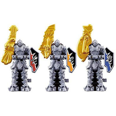 Power Rangers Ryusoulger騎士龍系列 騎士龍魂套裝 02