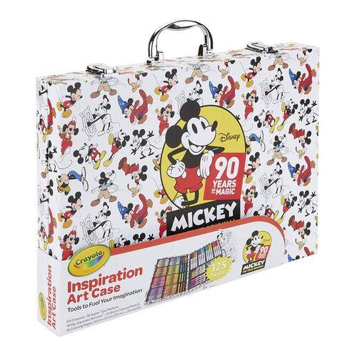 Crayola繪兒樂 米奇老鼠藝術家禮盒